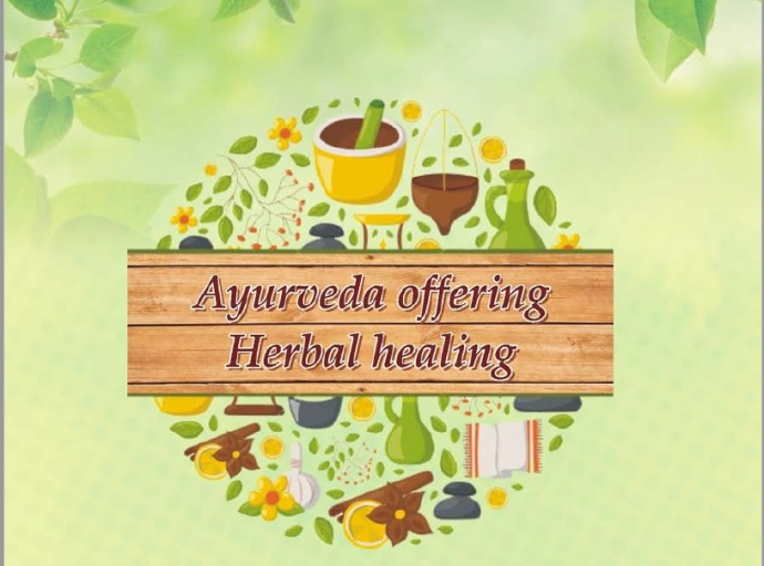 AYUSH Ayurveda offering Herbal Healing 2020